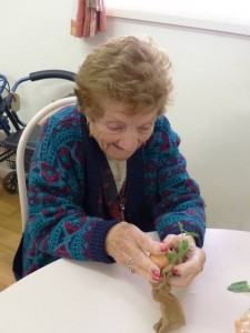 Easter at Amber Aged Care