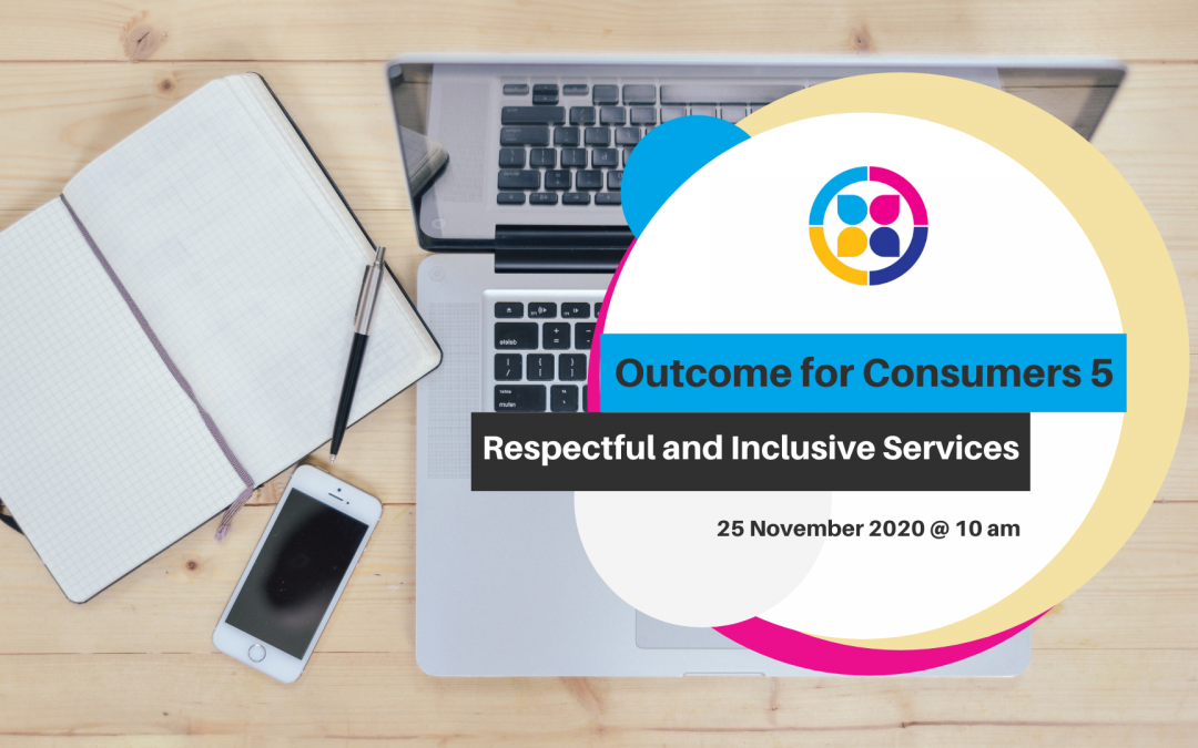 Diversity Framework Action Plan for Aged Care Providers – Outcome for Consumers 5: Respectful and inclusive services